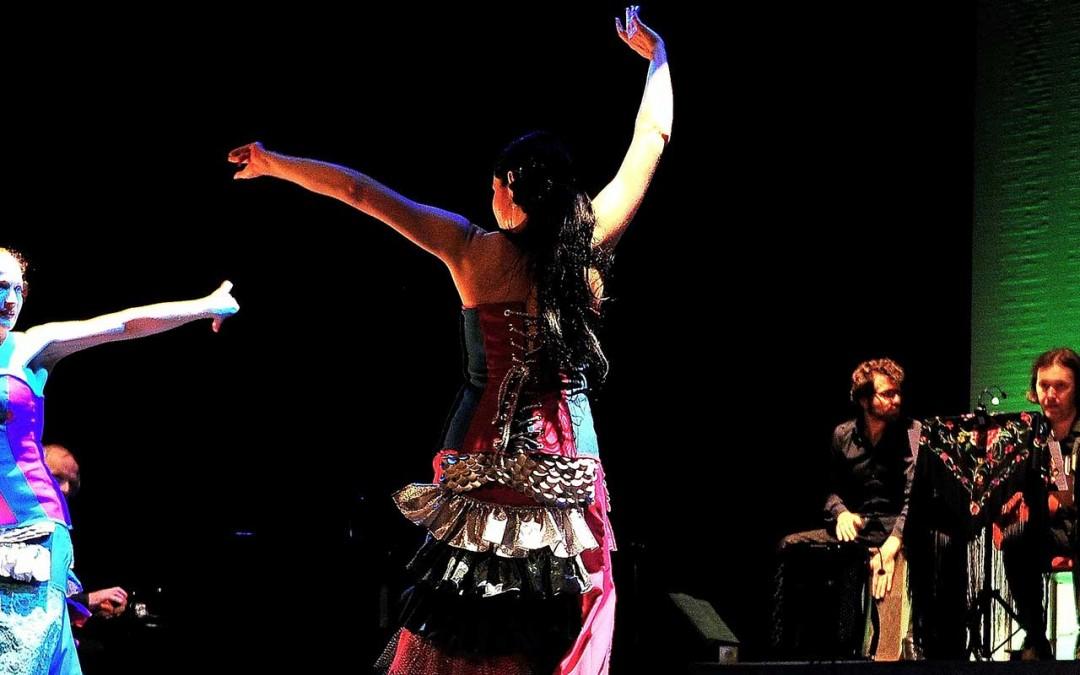 Flamenco Weihnachtsfeier